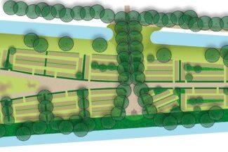 inrichtingsplan begraafplaats begraafplaats plannenbegraafplaatsen tuinarchitect Adviesburo R.I.E.T. Adviesburo RIET Adviesbureau R.I.E.T. Adviesbureau RIET