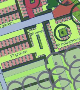 ontwerp begraafplaats Ruimtelijke Techniek Milieubeleid Milieu Stedelijk groen natuurbeheer natuurontwikkeling landschap natuur