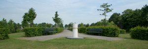 inrichtingsplan begraafplaats bestemmingsplan natuur agrarisch stedelijk ingenieur landschappen ruimtelijke ordening inrichting