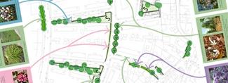 wijkgroen Ruimtelijke Techniek Milieubeleid Milieu Stedelijk groen natuurbeheer natuurontwikkeling landschap natuur