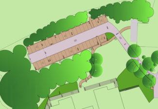 bedrijventerrein plannenherinrichting tuinarchitect Adviesburo R.I.E.T. Adviesburo RIET Adviesbureau R.I.E.T. Adviesbureau RIET