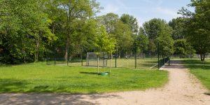 Herinrichting en verbetering park
