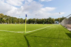 Voetbalvelden kunstgrasvelden