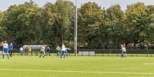 Aanleg kunstgrasvelden voetbalvelden