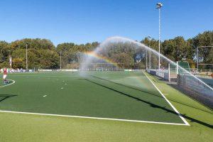 Aanleg sportvelden HC Rapid