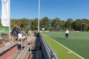 HC Rapid advies aanleggen sportvelden