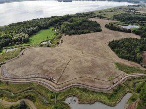 Kromslootpark Almere tuinen