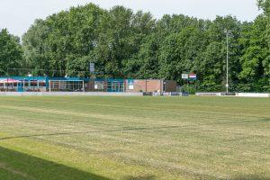 Ontwerp sportcomplex